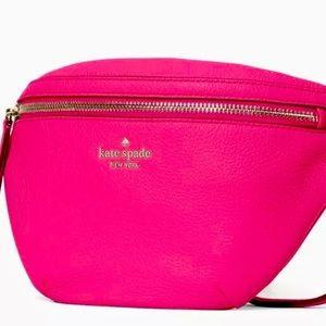 Kate Spade York pink Jackson Bum Bag ♠️Fanny Pack